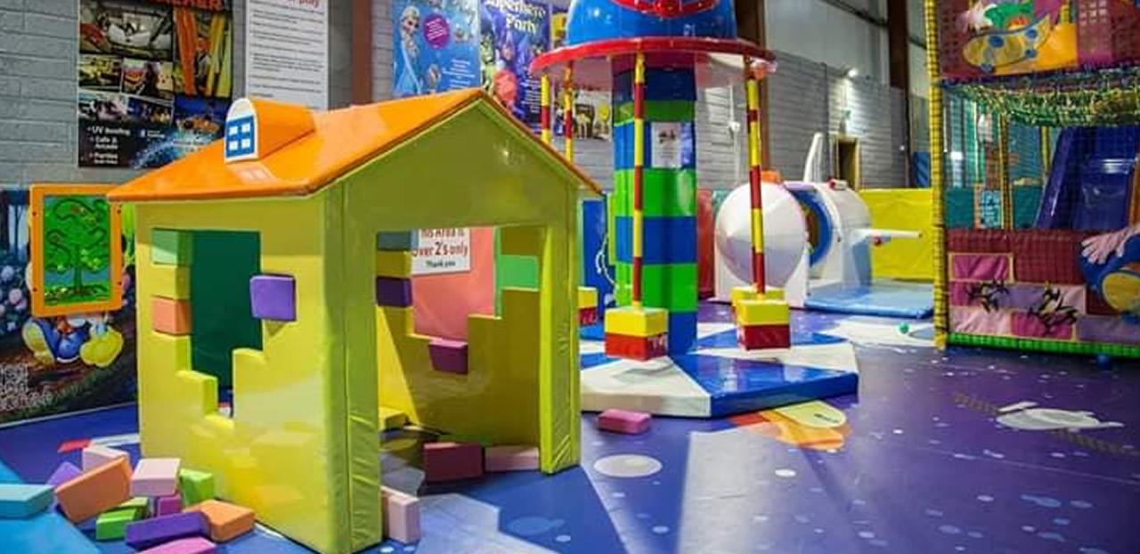 27-1 | Buddies Indoor Play Centre